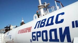 Поставки нефти через Украину начнутся в марте