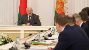 Александр Лукашенко, совещание, 14 января, совещание с руководством Совмина