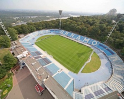 Динамо, стадион, реконструкция , Минск
