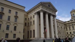 здание КГБ Беларуси