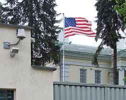 визовый центр США