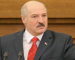 Лукашенко, АЧС