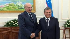 Лукашенко и Мерзиеев