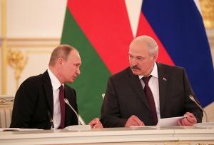 Через неделю пройдет встреча Лукашенко и Путина