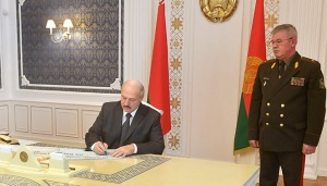 Лукашенко рассказал, на что рассчитывает Беларусь в сохранении пограничной безопасности