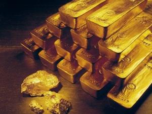 Украдены золотые слитки