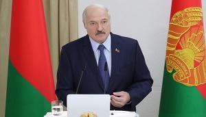 Александр Лукашенко 18 октября, визит в Академию управления при президенте Беларуси