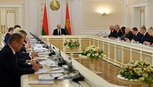 заседание у Лукашенко