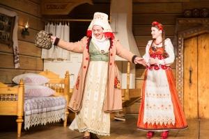 Купаловский театр впервые покажет легендарную «Павлинку» на видеосервисе VOKA