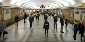 Станцию метро «Площадь Ленина» будут реконструировать