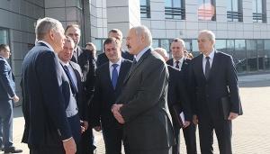 Что Лукашенко думает о кризисе в мире и Беларуси