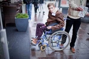 Инвалиды в Беларуси
