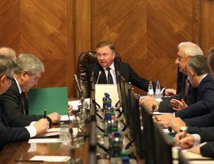 Андрей Кобяков, заседание Совета Министров, 28 апреля