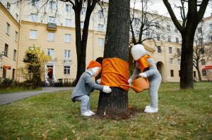 фигуры в Минске