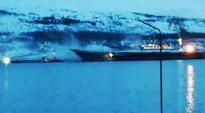 пожар на авианосце «Адмирал Кузнецов»