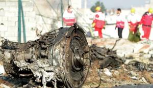 Авиакатастрофа в Тегеране: расшифрованы бортовые самописцы