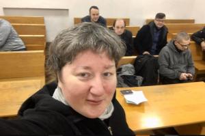 Ольгу Быковскую оштрафовали на 25 базовых величин