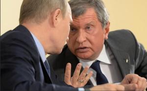 Сечин доложил Путину итоги переговоров с Лукашенко: подробности снова не оглашаются