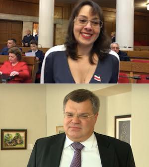 президентские выборы, Анна Канопацкая, Виктор Бабарико, Белгазпромбанк, выборы президента Беларусь, 2020