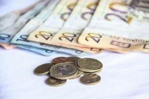 бюджет, отчет Министерства финансов о государственных финансах за январь-июнь