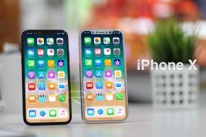 Apple назвала цены и день начала продаж iPhone X в Беларуси