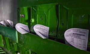 жировки в почтовых ящиках