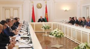 доклад по вопросам выполнения поручений о стимулировании деловой инициативы, Александр Лукашенко, бизнес, МСБ, Беларусь