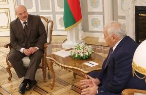 Лукашенко и Асадов