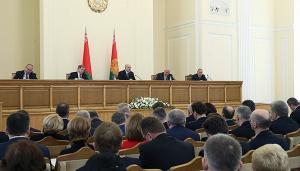 Лукашенко, поездка, Барановичи, рабочая поездка в Брестскую область, дороги, Беларусь