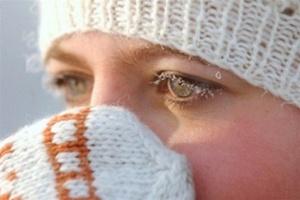 Морозы в Беларуси крепчают