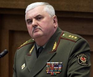 Председатель Государственного пограничного комитета Леонид Мальцев