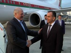 Лукашенко и Кондратьев