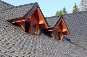 крыша металлочерепица