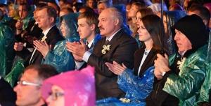 Лукашенко в Александрии