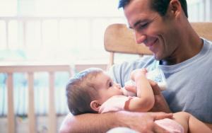 Декретный отпуск для отцов будет обязательным