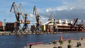 латвийский порт