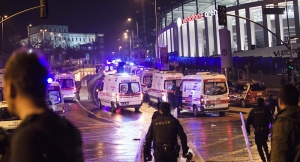 теракт в Стамбуле, Vodafone Arena, Соколы свободы Курдистана