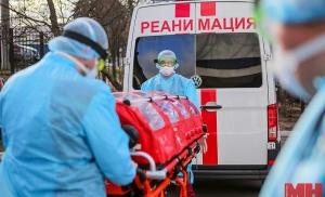В Беларуси зарегистрированы 152 случая коронавируса