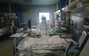 В Китае от коронавируса умерло 1770 человек