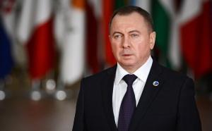 владимир макей, МИД беларуси, санкции, ЕС США, бизнес, санкции против беларуси