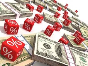 Процентные ставки по депозитам и кредитам резко взлетели