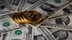 биткоины и доллары