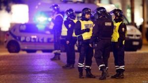 теракт, Париж, ИГ, расстрел полицейских, Олланд