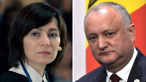 Молдавия, 2020, Санду, Додон, ЦИК, голоса, голосование, президент, президентские выборы, выборы, оппозиция, ЕС