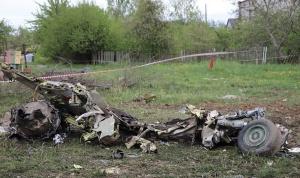 СК озвучил причину крушения самолета ЯК-130 в Барановичах в мае