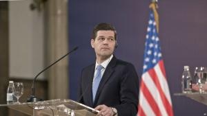 Помощник госсекретаря по вопросам Европы и Евразии Уэсс Митчелл, Грузия, Украина, Беларусь, Россия, Китай