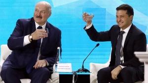 Зеленский предложил Лукашенко отдать задержанных россиян Киеву