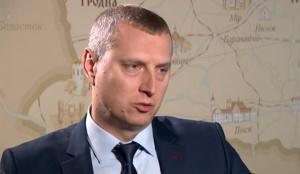 министр экономики Беларуси Дмитрий Крутой