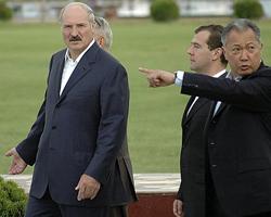 Лукашенко, ОДКБ