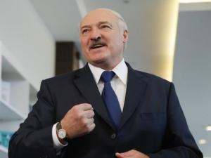 Лукашенко отправил Зеленскому поздравления